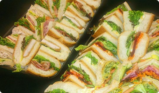 Sandwich and Wrap Platters