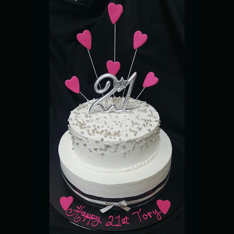 Phenomenal Birthday Cakes For Female Designer Delights Personalised Birthday Cards Veneteletsinfo