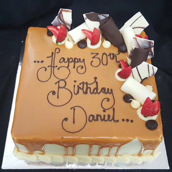 Birthday Cakes For Male Designer Delights