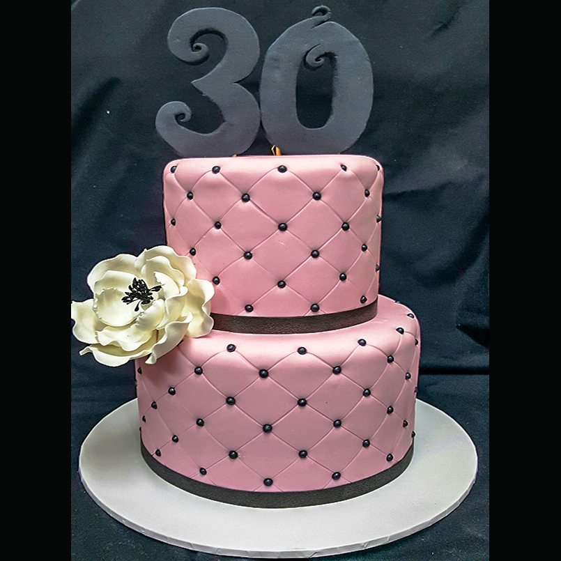 Birthday Cakes for Female Designer Delights